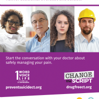 Increased Risk - Suicide Prevention Flyer