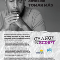 Prevention Flyer, Male 2 (Spanish)