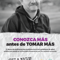 Prevention Poster, Male 1 (Spanish)
